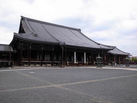 御影堂1 東本願寺と同様に西本願寺というのが正式名称ではありません。正式名称は「龍...  下級